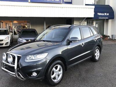 begagnad Hyundai Santa Fe 2,2 CRDi Aut Premium