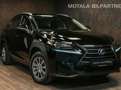 begagnad Lexus NX300h 2.5 AWD ECVT | Drag | 2017, SUV Pris 276 500 kr