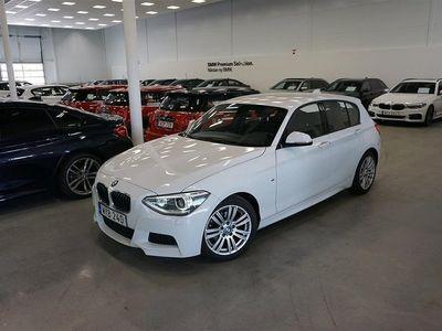 begagnad BMW 116 i M-Sport Belysnings Pkt Xenon