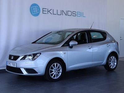 brugt Seat Ibiza 1.0 TSI Komfortpkt (95hk)