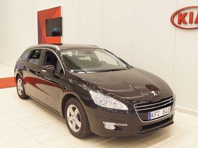 begagnad Peugeot 508 1,6 e-HDi Active & MCP -11