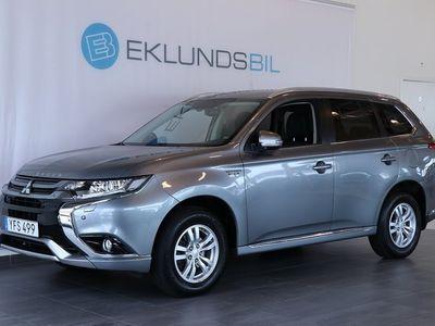 brugt Mitsubishi Outlander P-HEV 2.0 Hybrid 4WD Fleet Edt (281hk)