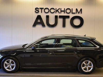 begagnad Audi A6 Avant 3.0 TDI Proline M-värmare 2013, Personbil 144 900 kr