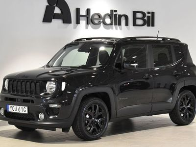 begagnad Jeep Renegade Night eagle 120HK *black edition*