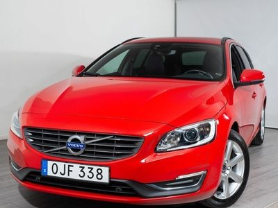 begagnad Volvo V60 D4 AWD Business Advanced
