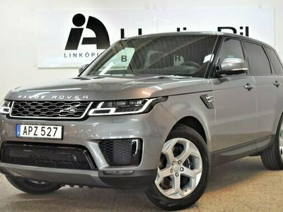 begagnad Land Rover Range Rover Sport SE P400e Plug-in hybrid 2021, SUV Pris 899 900 kr