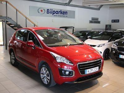 begagnad Peugeot 3008 1.2 e-THP Euro 6 130hk
