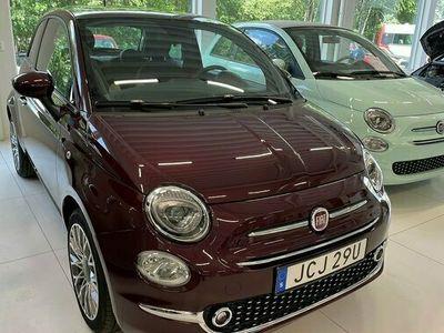 begagnad Fiat 500 1,0 Star Hybrid 2020, Halvkombi Pris 159 900 kr