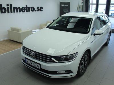 begagnad VW Passat Sportscombi TDI 120 Drag/Värmare/V-Hjul