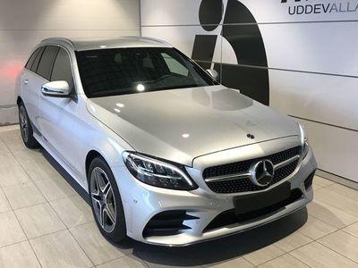 begagnad Mercedes 220 C4matic, Demobil, SE edition, Advantagepaket, Amg-line, Kombipaket