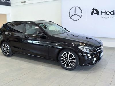 usado Mercedes 220 C-Klassd DEMO, Premiumpaket, Värmare, Drag,