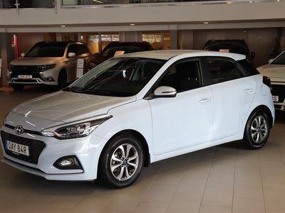 begagnad Hyundai i20 1.2 Trend 84 Hk