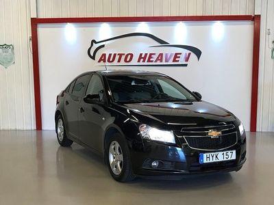 begagnad Chevrolet Cruze 1,6 Nykam*Nyserv*Bilkamera*113hk