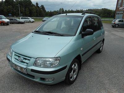 begagnad Hyundai Matrix 1,6 Nybesiktigad,Ny kamrem.