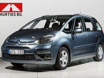 begagnad Citroën Grand C4 Picasso 2.0 HDi Exclusive Aut 7-sits 163hk