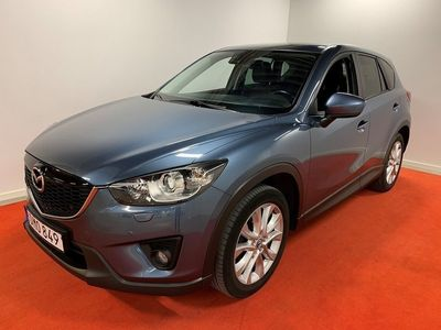 begagnad Mazda CX-5 2.2DE Optimum AWD Automat Euro 6 / -15