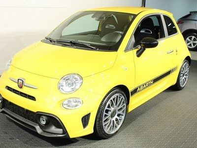 begagnad Abarth 595 145HK 1,4T CARPLAY/BEATS DEMO
