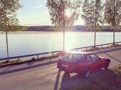 begagnad Porsche 924