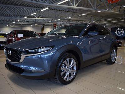 begagnad Mazda CX-30 2.0 (180hk) SKYACTIV-X M Hybrid