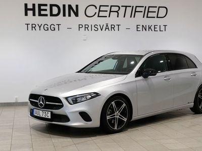 begagnad Mercedes A180 d 7G-DCT, 116hk, 2019