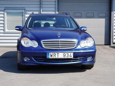 brugt Mercedes C230 T Kompressor 7G-Tronic 19 -05