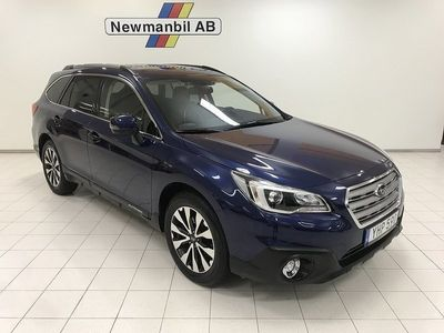 begagnad Subaru Outback 2.5 4WD Lineartronic Summit 175hk