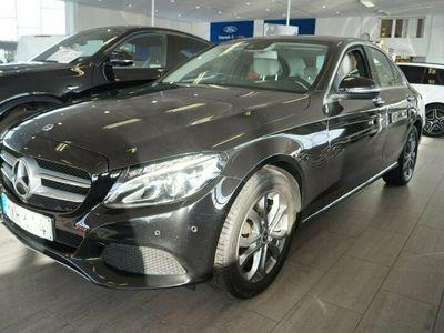 begagnad Mercedes C220 d 4MATIC // Värmare 170hk