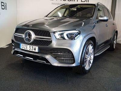 begagnad Mercedes 300 GLED 4Matic / AMG Line / Premiumplus Paket / Luftfjädring / Demobil