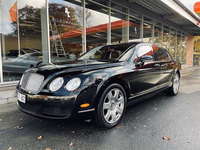 begagnad Bentley Continental Flying Spur 6.0 W12 TipTronic, 560hk