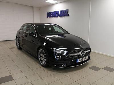 begagnad Mercedes A250 A-KlassAMG Aut Navi Backkamera