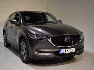begagnad Mazda CX-5 Optimum 2.5 Automat AWD Signature -19