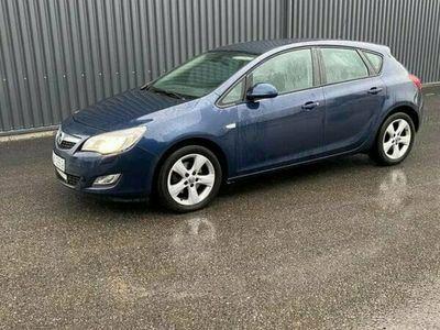 begagnad Opel Astra 1.6 turbo 180hk