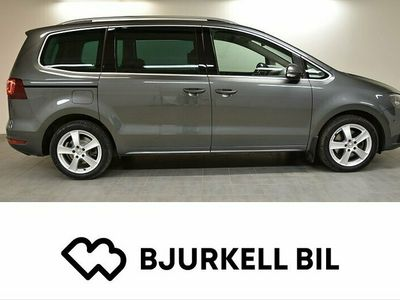 begagnad Seat Alhambra 2.0 TDI 4Drive DSG Euro 6 7-sits 184hk