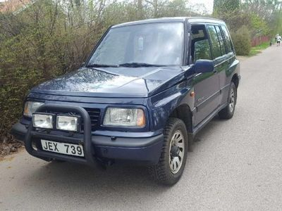 begagnad Suzuki Vitara 1.6 -97