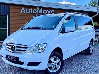 begagnad Mercedes Viano 2.2 CDI 4MATIC TouchShift, 163hk,