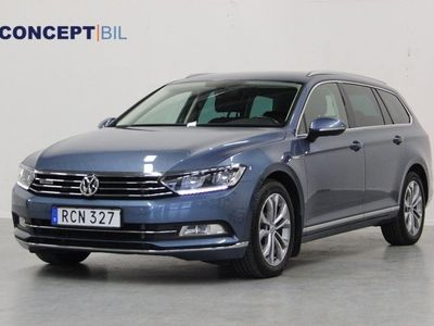 begagnad VW Passat 2.0 TDI 4M DSG Executive 19