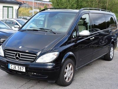 begagnad Mercedes Viano 2.2 TouchShift Ambiente 1 -09