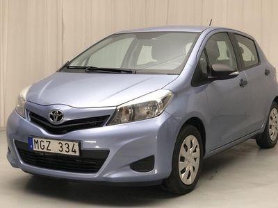 used Toyota Yaris 1.0 5dr (69hk)