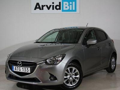 gebraucht Mazda 2 5-dörrar 1.5 SKYACTIV-G 865 MIL