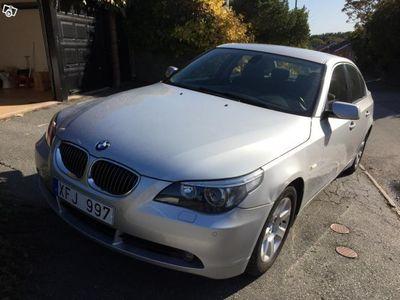 begagnad BMW 525