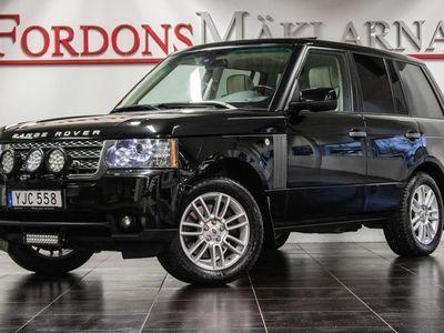 begagnad Land Rover Range Rover VOGUE 3.8 TDV8 DRAG 272HK REARACE