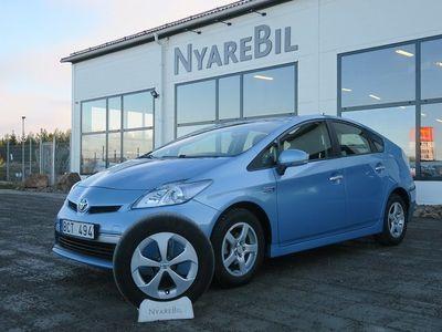 begagnad Toyota Prius Plug-in Hybrid 1.8 VVT-i 3JM Plug-in CVT 2013, Halvkombi 145 000 kr
