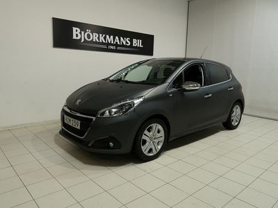gebraucht Peugeot 208 Pure Tech Style Panoramaglastak A -16