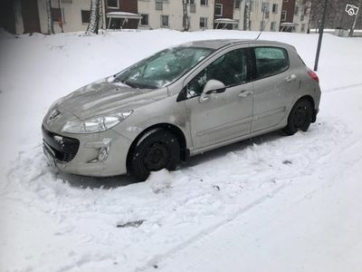 brugt Peugeot 308 1,6 -09