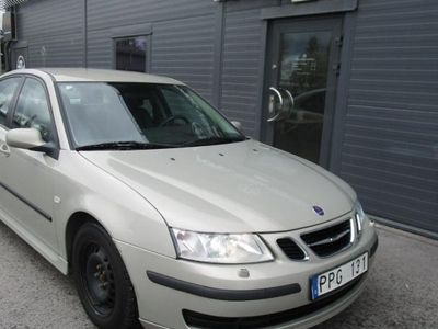 begagnad Saab 9-3 SportSedan 2.0T-Automat -07