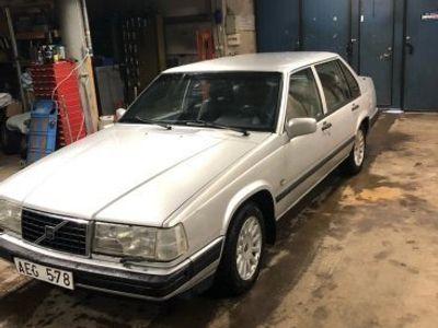 begagnad Volvo 940 turbo 165HK -98