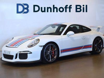 begagnad Porsche 911 GT3 3.8 PDK Sport Chrono 475hk Martini