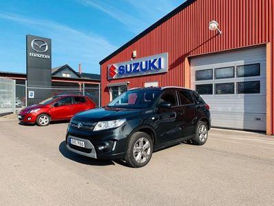 begagnad Suzuki Vitara Exclusive 1.6 VVT GL Plus 120hk