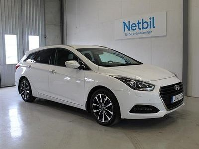 begagnad Hyundai i40 1.7 D Kombi, Drag, Nav 141hk