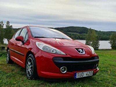 begagnad Peugeot 207 5-dörrar Sport
